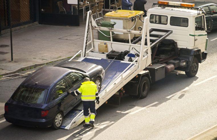 Enlèvement de véhicule hors d'usage gratuitement dans tout le grand Paris